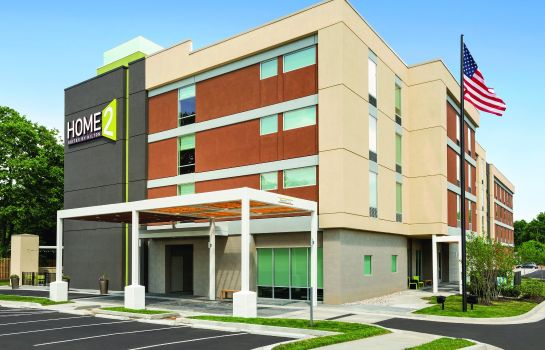 Exterior view Home2 Suites by Hilton Lexington University - Medical Center