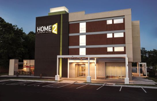 Außenansicht Home2 Suites by Hilton Lexington University - Medical Center