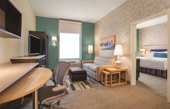 Kamers Home2 Suites by Hilton Lexington University / Medical Center