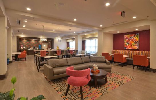 Hotelhalle Hampton Inn North Little Rock McCain Mall AR