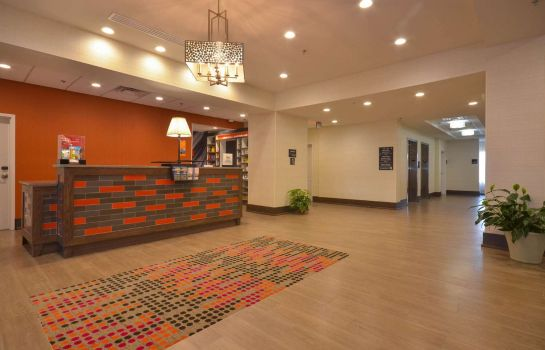 Hall de l'hôtel Hampton Inn North Little Rock McCain Mall AR