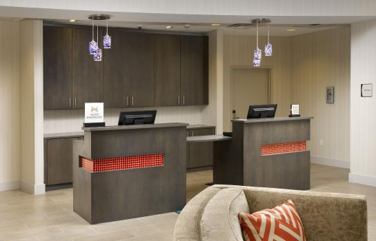 Hotelhalle Homewood Suites by Hilton Miami Downtown-Brickell