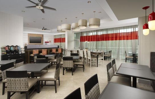 Restaurant Homewood Suites by Hilton Miami Downtown-Brickell
