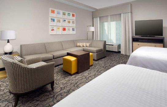 Chambre Homewood Suites by Hilton Miami Downtown-Brickell