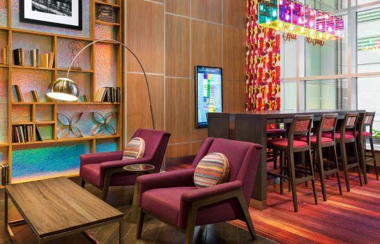 Hotelhal Hampton Inn Manhattan-Times Square Central NY