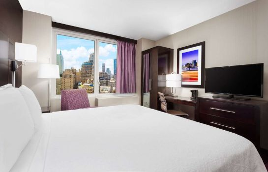 Kamers Hampton Inn Manhattan-Times Square Central NY