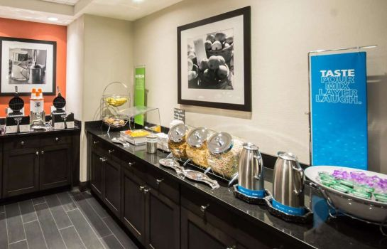 Restaurant Hampton Inn - Suites Orlando at SeaWorld FL