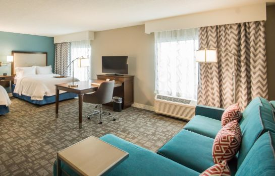 Suite Hampton Inn - Suites Orlando at SeaWorld FL