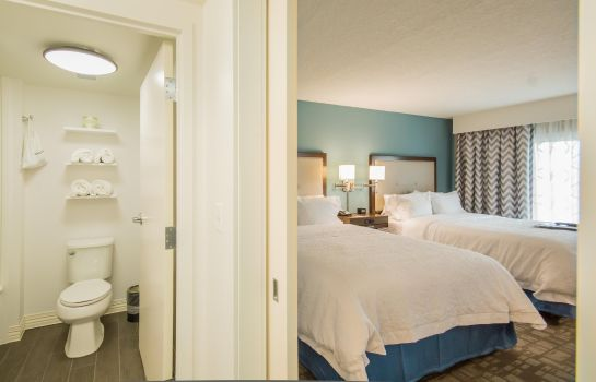 Zimmer Hampton Inn - Suites Orlando at SeaWorld FL