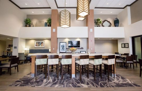 Restaurant Hampton Inn - Suites - Pittsburgh-Harmarville PA
