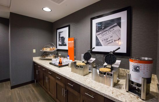 Restaurante Hampton Inn - Suites - Pittsburgh-Harmarville PA