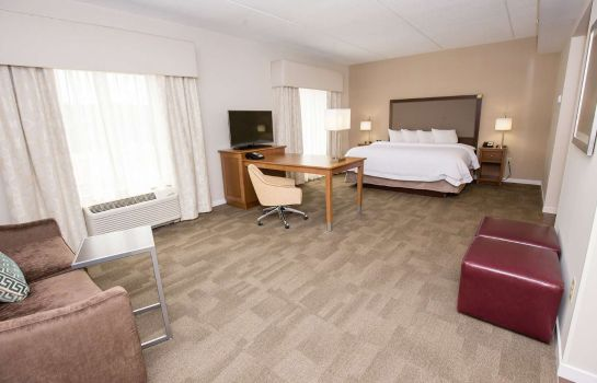 Chambre Hampton Inn - Suites - Pittsburgh-Harmarville PA