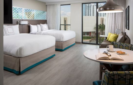 Kamers Residence Inn Miami Beach South Beach