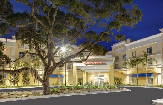 Außenansicht Hampton Inn - Suites - Vero Beach Downtown