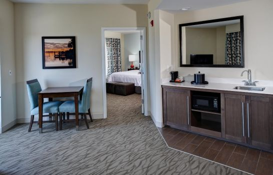 Hotel-Bar Hampton Inn - Suites - Vero Beach Downtown