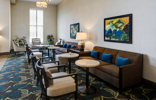 Hotelhalle Hampton Inn - Suites - Vero Beach Downtown