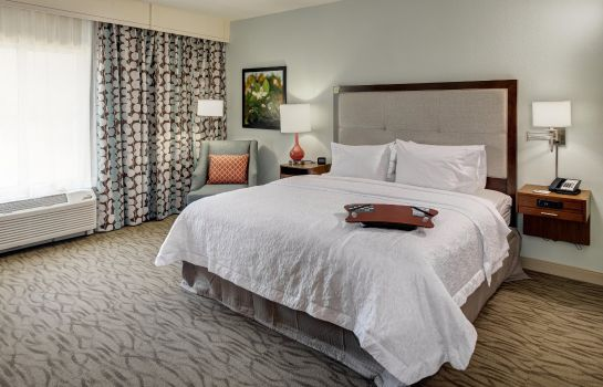 Zimmer Hampton Inn - Suites - Vero Beach Downtown