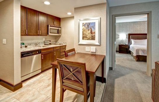 Hotel-Bar Homewood Suites by Hilton Bridgewater-Branchburg