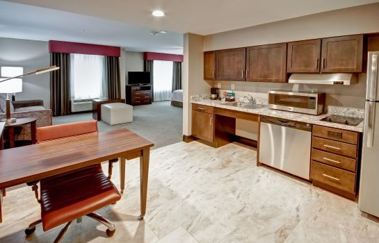 Bar hotelowy Homewood Suites by Hilton Bridgewater-Branchburg