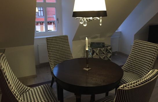 Chambre double (standard) Elbsandstein Apartment