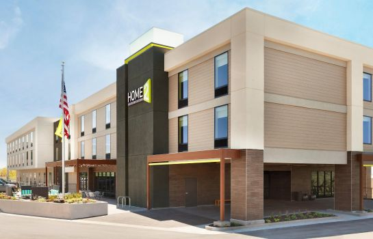 Außenansicht Home2 Suites by Hilton Salt Lake City-East