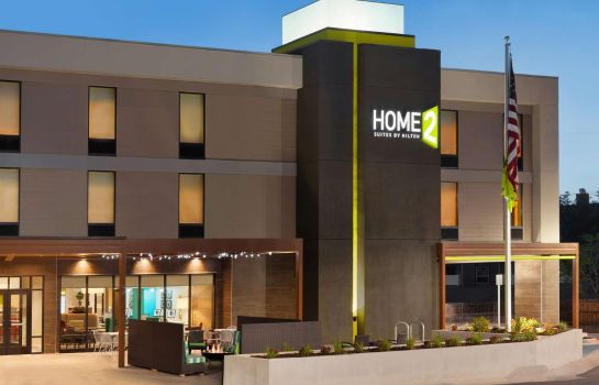 Vista exterior Home2 Suites by Hilton Salt Lake City-East