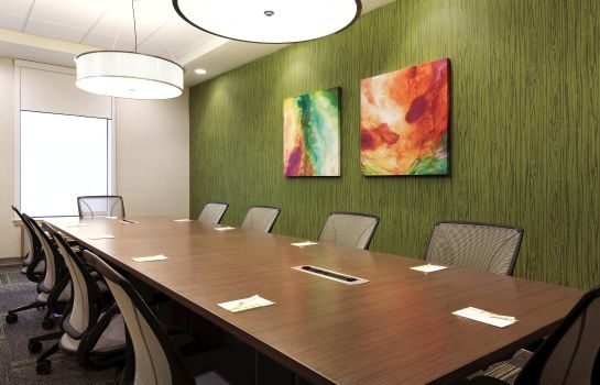 Sala de reuniones Home2 Suites by Hilton Salt Lake City-East
