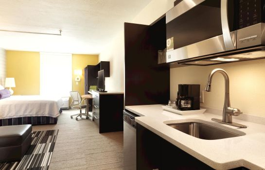 Habitación Home2 Suites by Hilton Salt Lake City-East