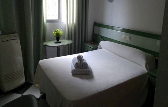 Double room (standard) La Torre Hostal