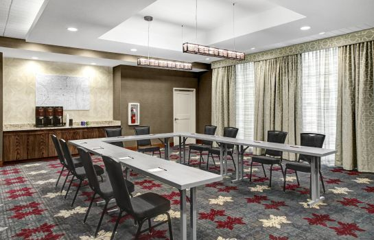 Conference room Residence Inn Philadelphia Airport