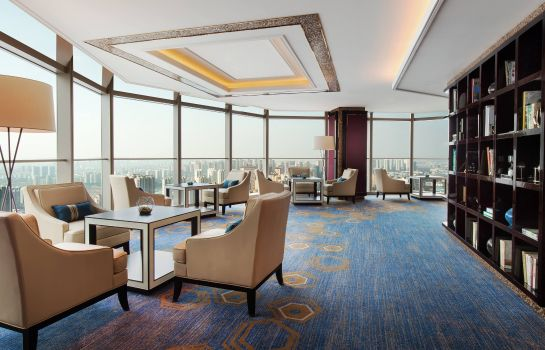 Bar hotelowy Changzhou Marriott Hotel