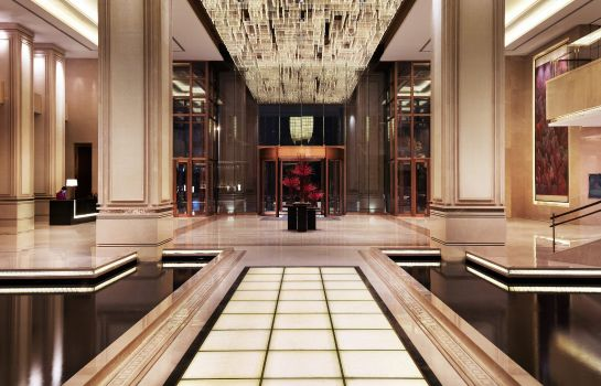 Hol hotelowy Changzhou Marriott Hotel