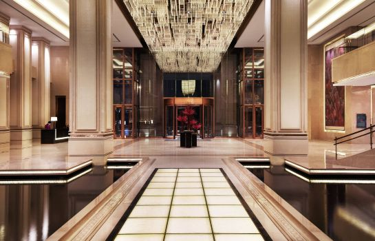 Hotelhalle Changzhou Marriott Hotel