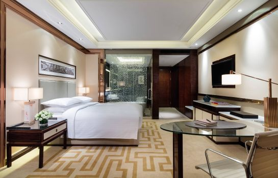 Zimmer Changzhou Marriott Hotel