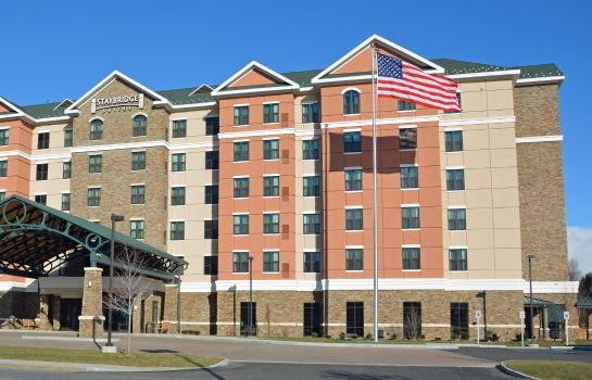 Außenansicht Staybridge Suites ALBANY WOLF RD-COLONIE CENTER