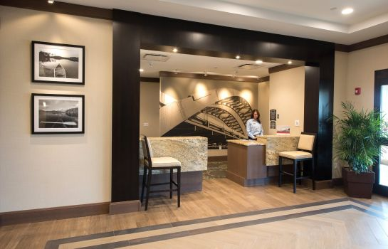 Hotelhalle Staybridge Suites ALBANY WOLF RD-COLONIE CENTER