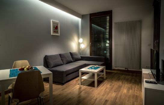 Junior-suite GO Apartments