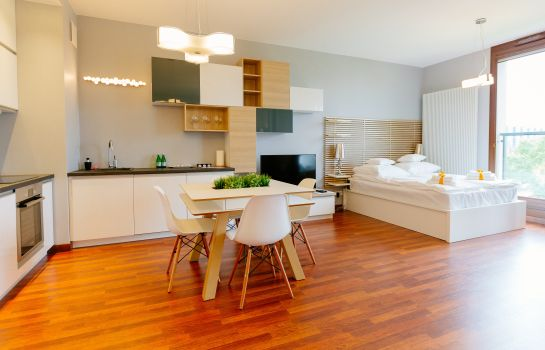 Chambre double (standard) GO Apartments
