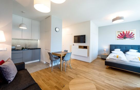 Double room (standard) GO Apartments