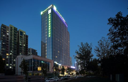 Vista esterna Holiday Inn Express JINAN HIGH-TECH ZONE