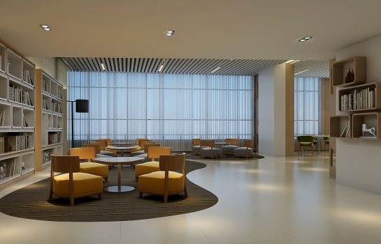 Restaurante Holiday Inn Express JINAN HIGH-TECH ZONE