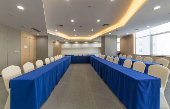 Sala de reuniones Holiday Inn Express JINAN HIGH-TECH ZONE