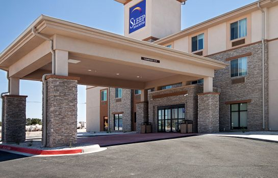 Buitenaanzicht Sleep Inn & Suites Carlsbad
