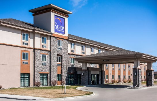 Buitenaanzicht Sleep Inn & Suites Grand Forks
