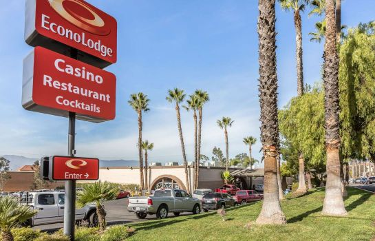 Außenansicht Econo Lodge Lake Elsinore Casino