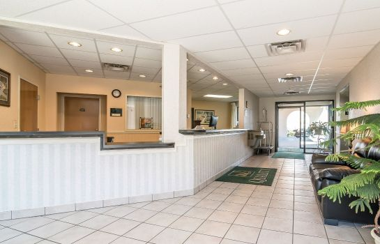 Hotelhalle Quality Inn Binghamton West
