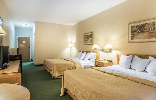 Zimmer Quality Inn Binghamton West