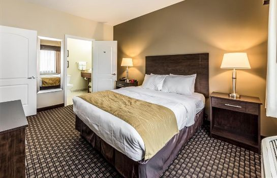 Suite COMFORT INN AND SUITES BARNESVILLE - FRA