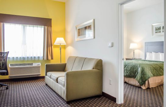 Room Comfort Inn & Suites Barnesville - Frackville