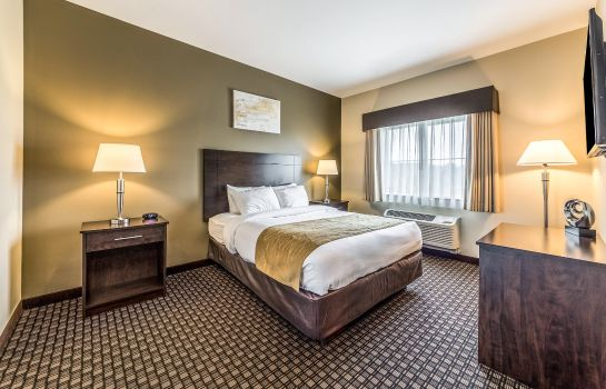 Kamers COMFORT INN AND SUITES BARNESVILLE - FRA